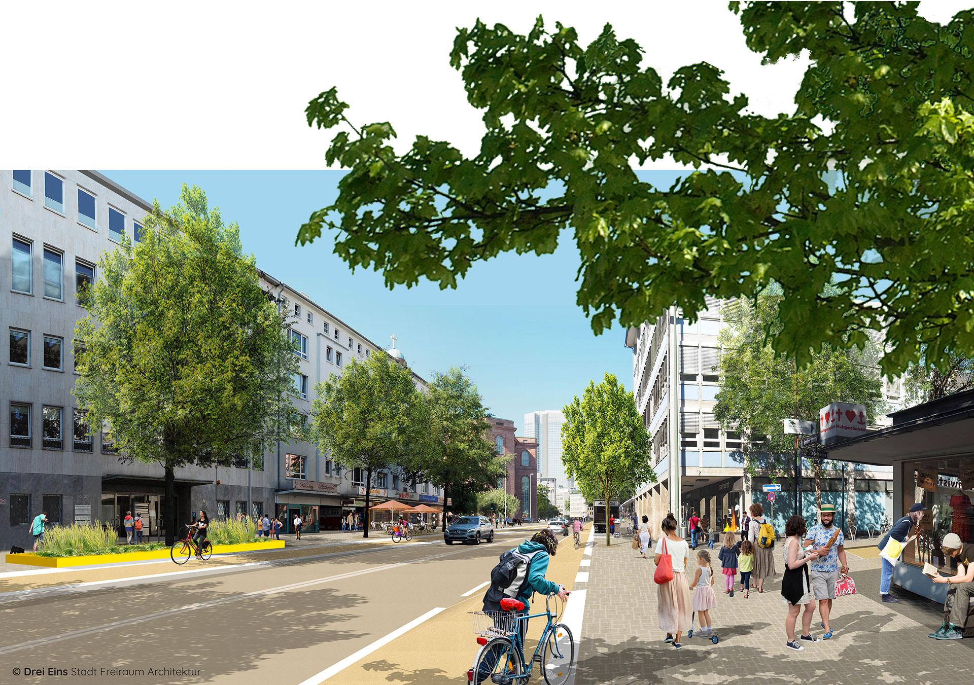 Berliner Straße Foto