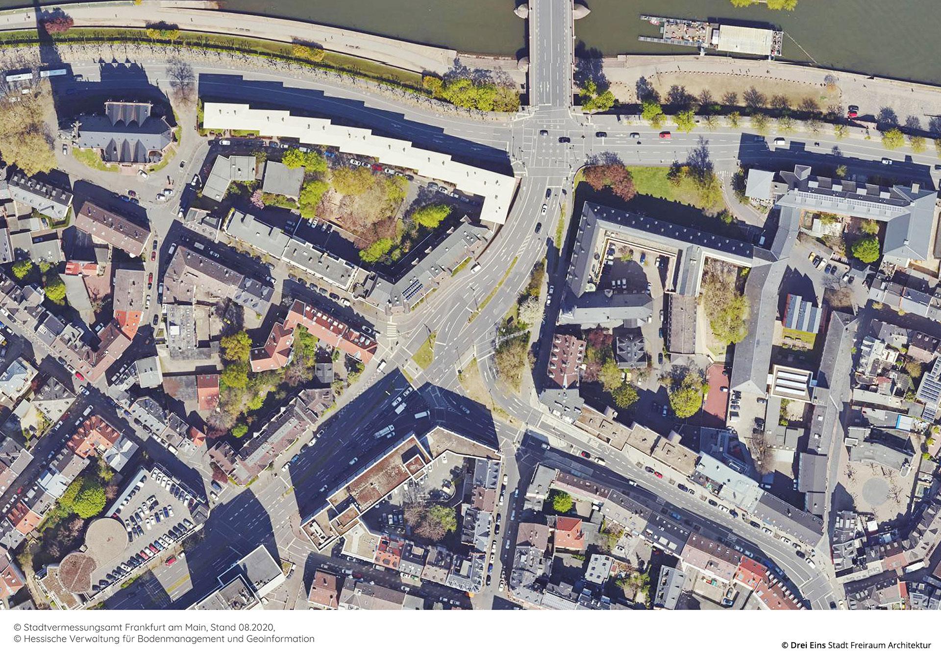 Walter-Kolb-Straße Luftbild
